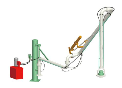 AL1403潜油泵卸车鹤管